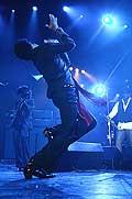 7694 - Photo de musique, spectacle et concert : Lenny Kravitz -  Paléo festival de Nyon - 2005