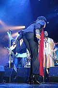 7695 - Photo de musique, spectacle et concert : Lenny Kravitz -  Paléo festival de Nyon - 2005
