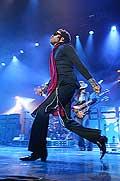 7696 - Photo de musique, spectacle et concert : Lenny Kravitz -  Paléo festival de Nyon - 2005