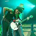 7699 - Photo de musique, spectacle et concert : Lenny Kravitz -  Paléo festival de Nyon - 2005