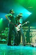 7700 - Photo de musique, spectacle et concert : Lenny Kravitz -  Paléo festival de Nyon - 2005