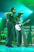 7701 - Photo de musique, spectacle et concert : Lenny Kravitz -  Paléo festival de Nyon - 2005