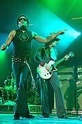 7702 - Photo de musique, spectacle et concert : Lenny Kravitz -  Paléo festival de Nyon - 2005