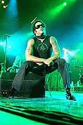 7703 - Photo de musique, spectacle et concert : Lenny Kravitz -  Paléo festival de Nyon - 2005
