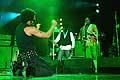 7706 - Photo de musique, spectacle et concert : Lenny Kravitz -  Paléo festival de Nyon - 2005