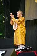 7712 - Photo de musique, spectacle et concert : Ravi Shankar - Paléo festival de Nyon - 2005