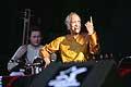 7714 - Photo de musique, spectacle et concert : Ravi Shankar - Paléo festival de Nyon - 2005