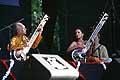 7715 - Photo de musique, spectacle et concert : Ravi Shankar - Paléo festival de Nyon - 2005