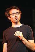 7724 - Photo de musique, spectacle et concert : Vincent Delerm au Paléo festival de Nyon - 2005