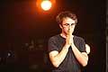7725 - Photo de musique, spectacle et concert : Vincent Delerm au Paléo festival de Nyon - 2005