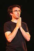 7726 - Photo de musique, spectacle et concert : Vincent Delerm au Paléo festival de Nyon - 2005