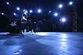 7730 - Photo de musique, spectacle et concert : Vincent Delerm au Paléo festival de Nyon - 2005