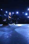 7731 - Photo de musique, spectacle et concert : Vincent Delerm au Paléo festival de Nyon - 2005