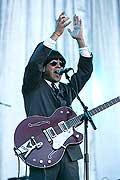 7734 - Photo de musique, spectacle et concert : The Rabeats aux Paléo festival de Nyon - 2005