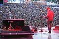 7748 - Photo de musique, spectacle et concert : The Rabeats aux Paléo festival de Nyon - 2005