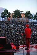 7749 - Photo de musique, spectacle et concert : The Rabeats aux Paléo festival de Nyon - 2005