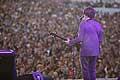 7750 - Photo de musique, spectacle et concert : The Rabeats aux Paléo festival de Nyon - 2005