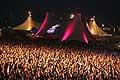 7754 - Photo de musique, spectacle et concert : Paléo festival de Nyon - 2005