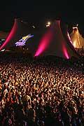 7756 - Photo de musique, spectacle et concert : Paléo festival de Nyon - 2005
