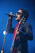 7762 - Photo de musique, spectacle et concert : Lenny Kravitz -  Paléo festival de Nyon - 2005