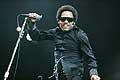 7766 - Photo de musique, spectacle et concert : Lenny Kravitz -  Paléo festival de Nyon - 2005