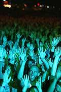 7770 - Photo de musique, spectacle et concert : Paléo festival de Nyon - 2005