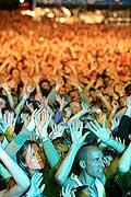 7771 - Photo de musique, spectacle et concert : Paléo festival de Nyon - 2005