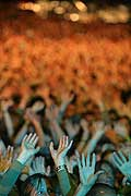 7772 - Photo de musique, spectacle et concert : Paléo festival de Nyon - 2005