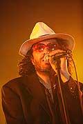 7778 - Photo de musique, spectacle et concert : Rachid Taha au Paléo festival de Nyon - 2005