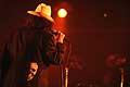 7781 - Photo de musique, spectacle et concert : Rachid Taha au Paléo festival de Nyon - 2005