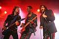 7784 - Photo de musique, spectacle et concert : Rachid Taha au Paléo festival de Nyon - 2005