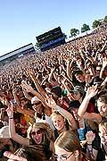 7820 - Photo de musique, spectacle et concert : Paléo festival de Nyon - 2005