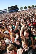7821 - Photo de musique, spectacle et concert : Paléo festival de Nyon - 2005