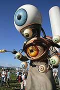 7841 - Photo de musique, spectacle et concert : Paléo festival de Nyon - 2005
