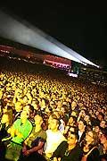 7887 - Photo de musique, spectacle et concert : Paléo festival de Nyon - 2005