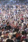 7902 - Photo de musique, spectacle et concert : Paléo festival de Nyon - 2005