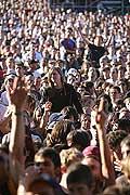 7904 - Photo de musique, spectacle et concert : Paléo festival de Nyon - 2005