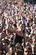 7909 - Photo de musique, spectacle et concert : Paléo festival de Nyon - 2005
