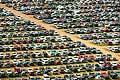 7990 - Paléo festival de Nyon - 2005 - vue aérienne