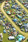 7993 - Paléo festival de Nyon - 2005 - vue aérienne