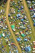 7996 - Paléo festival de Nyon - 2005 - vue aérienne