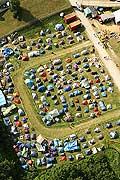 7999 - Paléo festival de Nyon - 2005 - vue aérienne