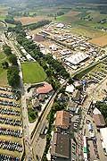 8005 - Paléo festival de Nyon - 2005 - vue aérienne