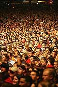 8052 - Photo de musique, spectacle et concert : Paléo festival de Nyon - 2005