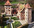 9187 - Photo du château de Chardonne