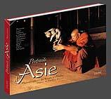 9381 - Livre Portraits d'Asie, 192 pages - 2006