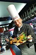 9405 - Photo: Eric Godot, Chef de Cuisine