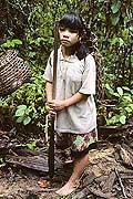 9479 - Photo : Hommes-fleurs, Mentawais, île de Siberut, Indonésie