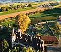9514 - Photo: Domaine du MANOIR - Côtes-de-l'Orbe, Valeyres-sous-Rances, Bonvillars - Suisse