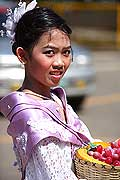 9642 - Photo : Philippines, Cebu, fête du festival Sinulog - Asie, Asia